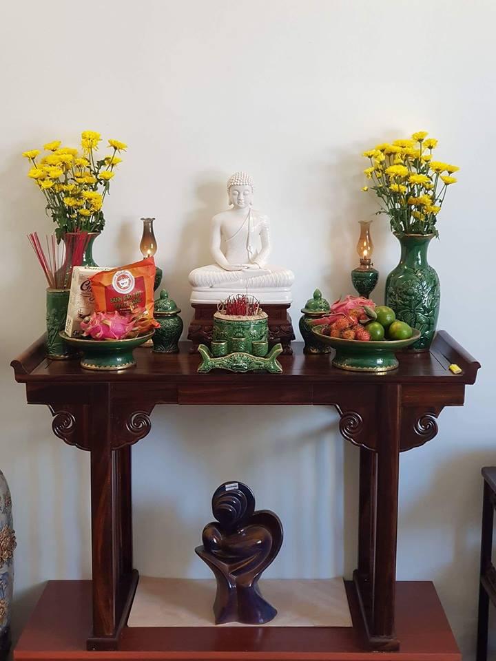 bàn thờ gia tiên, bàn thờ phật đẹp