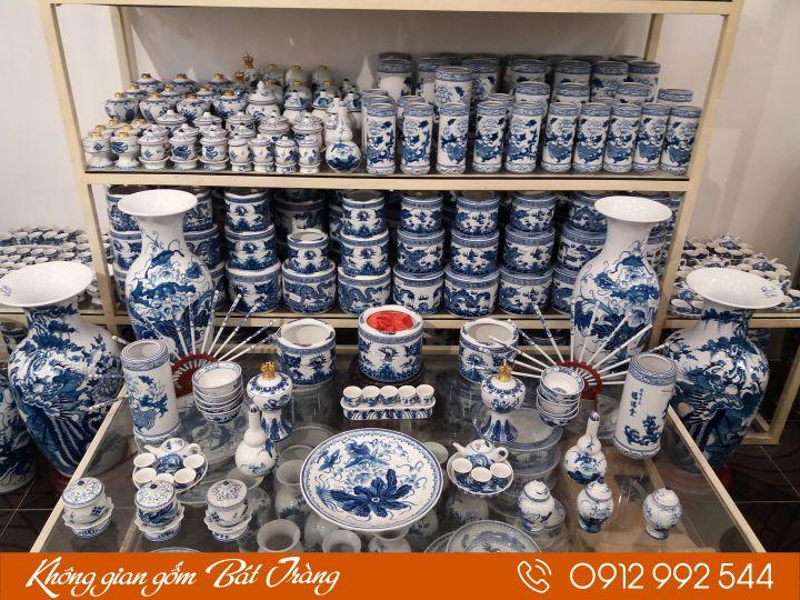cửa hàng đồ thờ Bát Tràng tại Tân Bình
