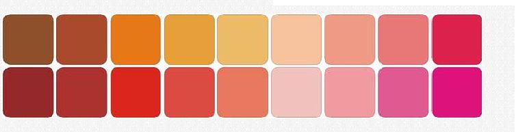 Người mệnh Hỏa hợp màu gì ? Không hợp màu gì?