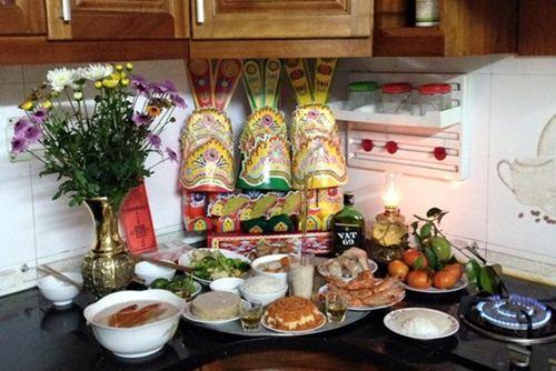 Những phong tục tiêu biểu trong những ngày tết cổ truyền của Việt Nam