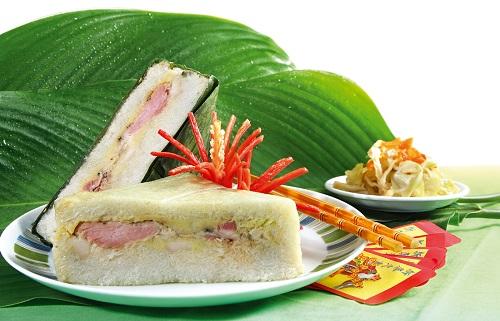Tục gói bánh chưng bánh giầy của người Việt vào ngày Tết như thế nào?