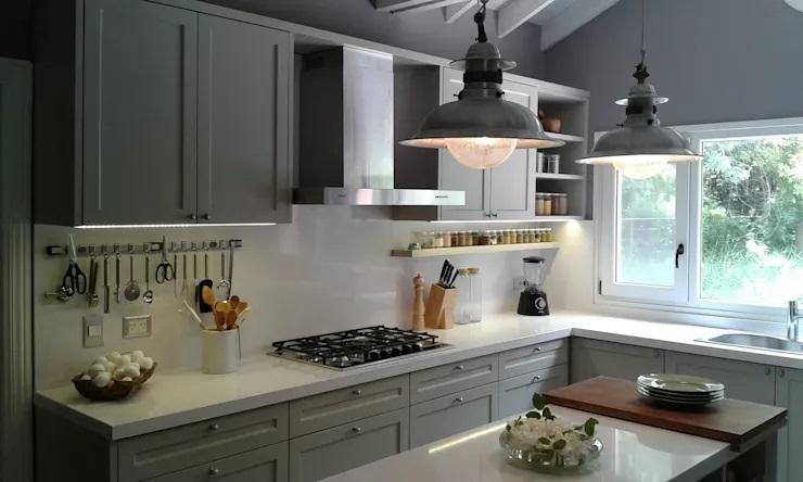 10 mẫu bếp chữ L đẹp tiện dụng cho nấu nướng gia đình