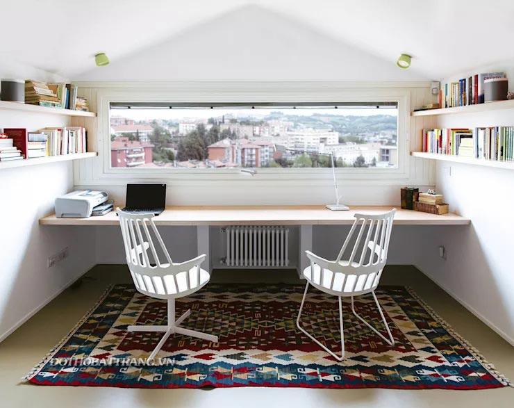 10 mẫu trần nhà đẹp độc đáo đánh tan sự tẻ nhạt cho không gian