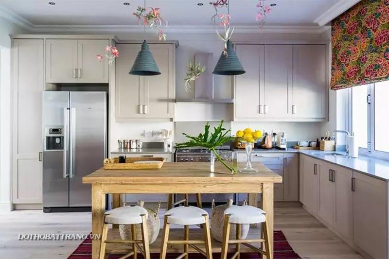10 thiết kế bếp đơn giản mà đẹp cho nhà bạn bừng sáng