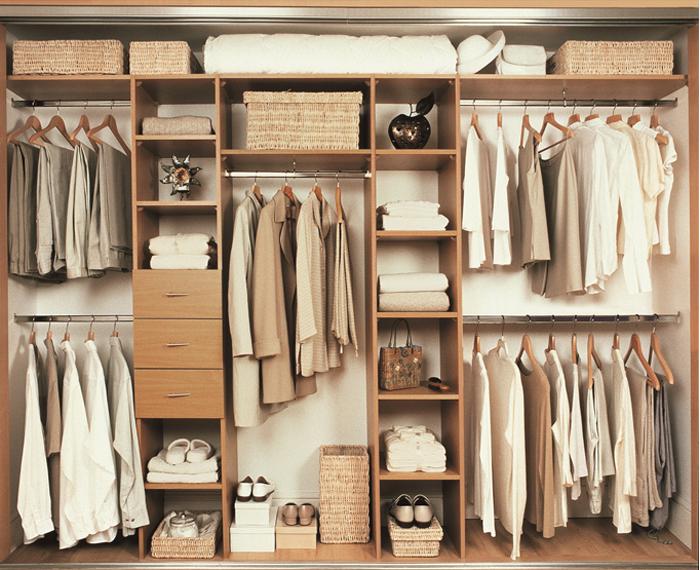 15 mẹo giúp tủ quần áo luôn thơm mỗi ngày