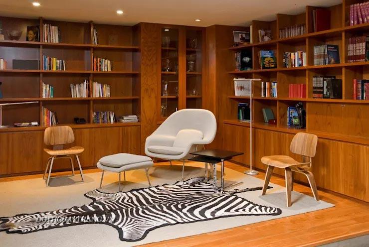 7 thiết kế góc đọc sách tuyệt vời bạn không thể bỏ qua