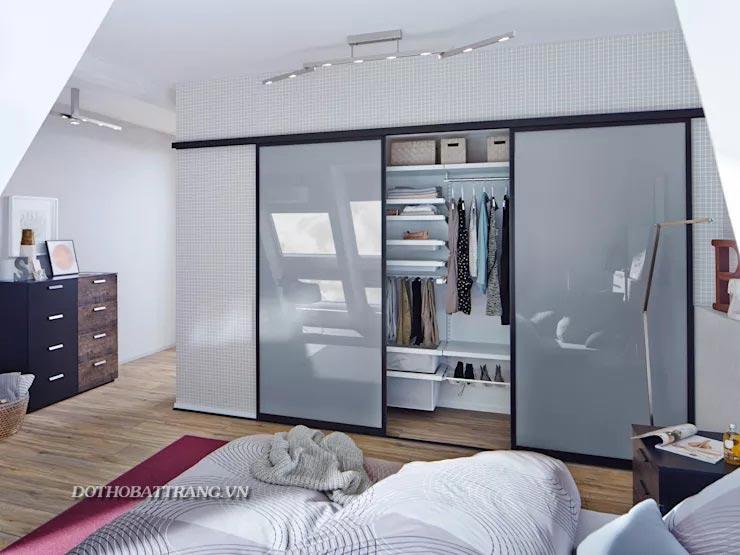 9 mẫu cửa kính đẹp lung linh thích hợp cho mọi căn phòng