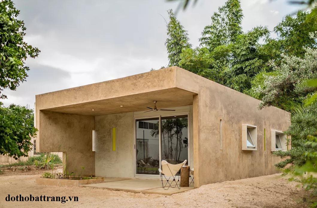 thiết kế nhà đẹp từ nhà kho