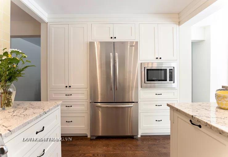 Đặt tủ lạnh vị trí nào trong bếp đúng phong thủy: 15 chỗ hợp lý Đặt tủ lạnh vị trí nào trong bếp đúng phong thủy: 15 chỗ hợp lý