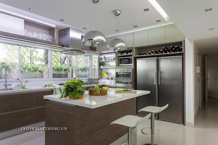 Đặt tủ lạnh vị trí nào trong bếp đúng phong thủy: 15 chỗ hợp lý