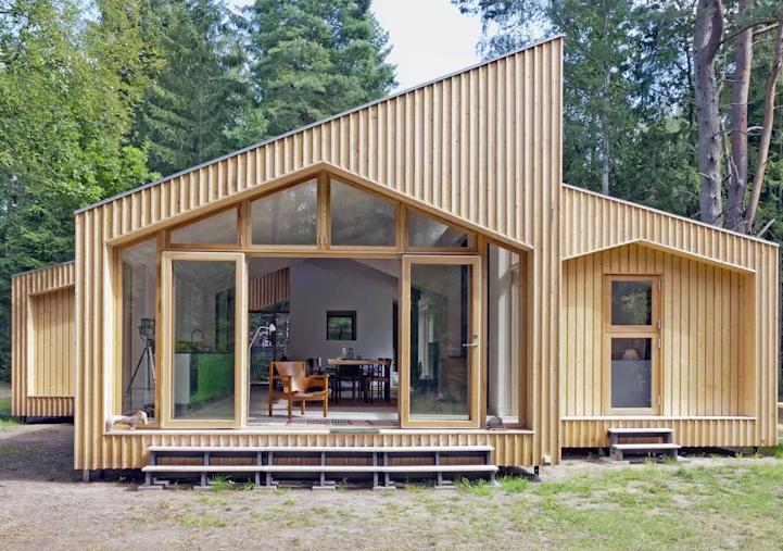 Kiên trúc sinh thái - Phát minh mới cho nhà việt
