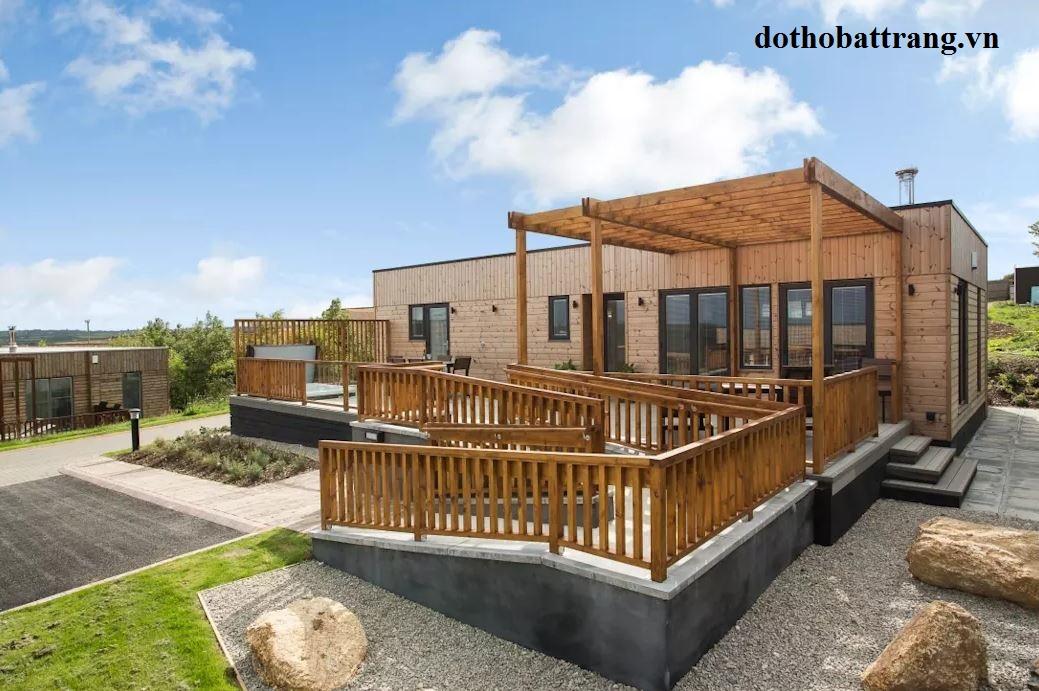 xây nhà mái bằng đẹp và hợp phong thủy 1