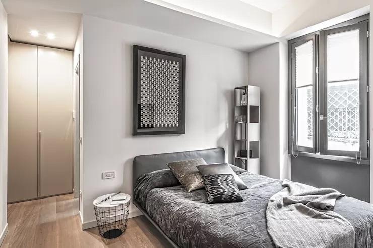 Ngất ngây với 11 mẫu thiết kế phòng ngủ đẹp như thiên đường