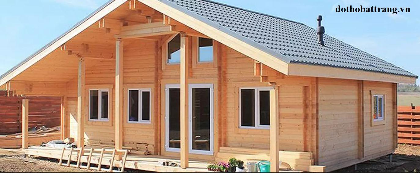 Những ngôi nhà gỗ đẹp nhất từ mọi phong cách 1