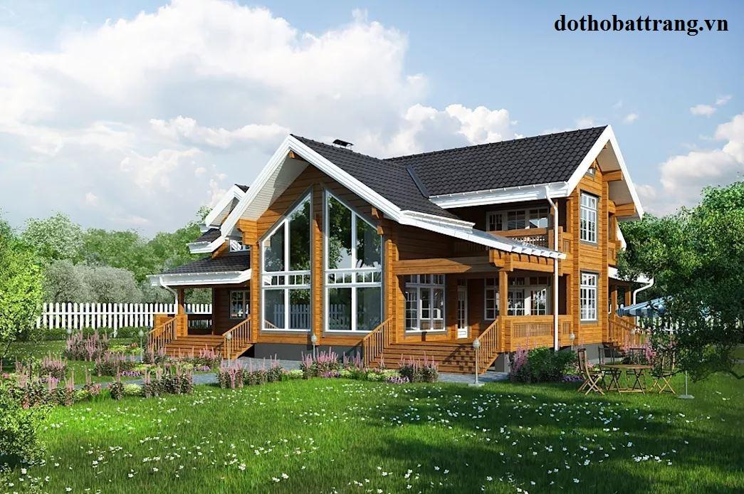 Những ngôi nhà gỗ đẹp nhất từ mọi phong cách 2