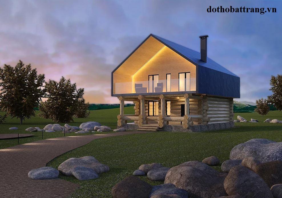 Những ngôi nhà gỗ đẹp nhất từ mọi phong cách