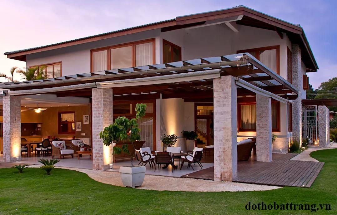 xây dựng biệt thự Villa
