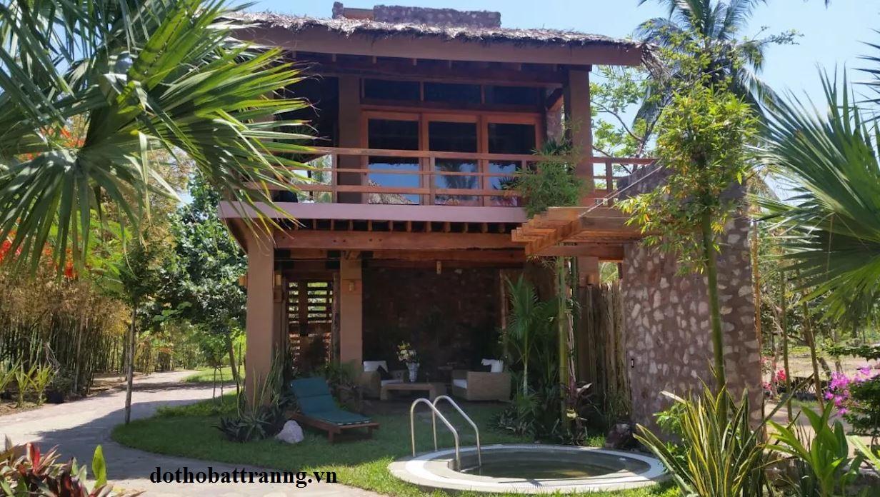 thiết kế nhà gỗ nhỏ xinh để nghỉ dưỡng 1