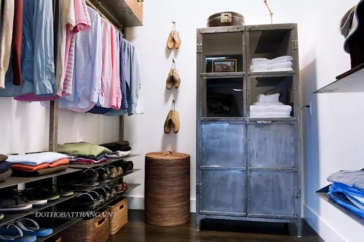 Thiết kế phòng thay đồ trong mơ với 6 ý tưởng đáng giá