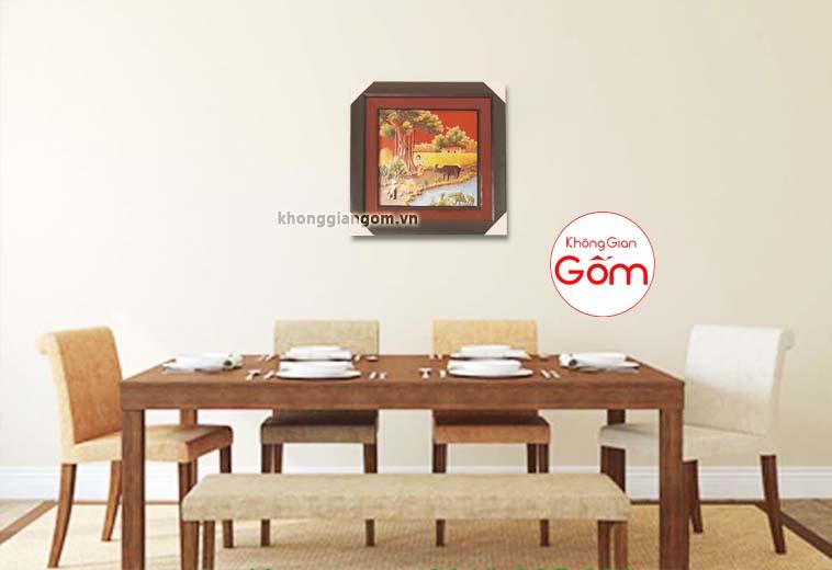 Tranh trang trí phòng ăn, nhà bếp