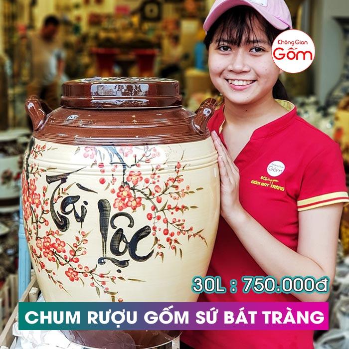 Bình ngâm rượu giá rẻ - địa chỉ cửa hàng bán bình ngâm rượu tại Khánh Hoà