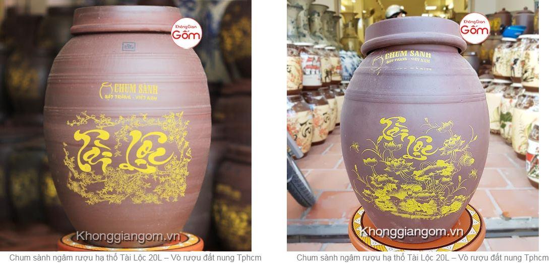 bình ngâm rượu cá ngựa giá rẻ tại Bình Tân 2