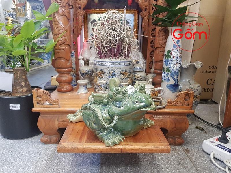Hướng dẫn cách đặt bàn thờ ông địa, thần tài theo phong thủy