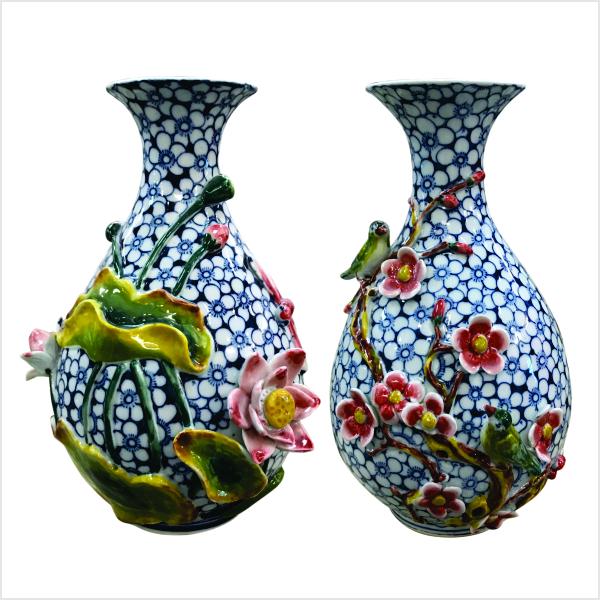 Gửi hàng gốm sứ trang trí đi mỹ - Công ty chuyên xuất khẩu gốm sứ