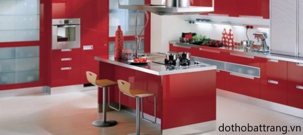Phong thủy bếp và phòng ăn người mệnh Hỏa
