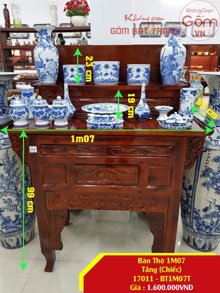 Bàn thờ gỗ ngọc am mua ở đâu ? giá bán bao nhiêu tiền ?