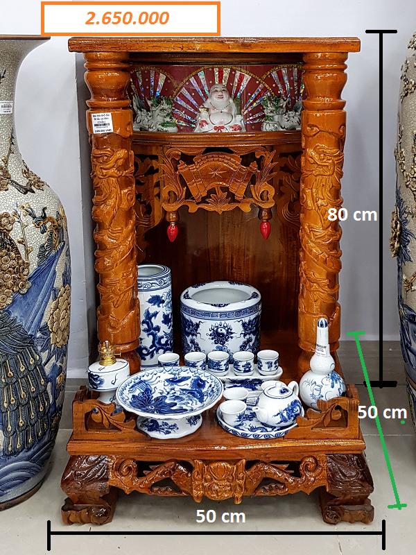 Địa chỉ bán bàn thờ ông địa, ông thần tài giá rẻ tại Phú Yên