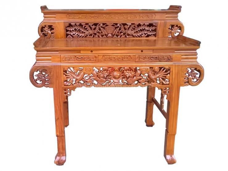 Tủ thờ gỗ hương mua ở đâu ? giá bán bao nhiêu tiền ?