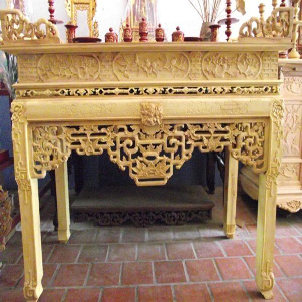 Tủ thờ phong cách hiện đại mua ở đâu ? giá bán bao nhiêu tiền tại quận 7 tphcm