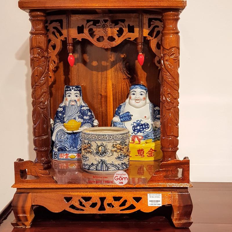 Mua bàn thờ ông địa bằng gỗ mít ở đâu tại Đồng Nai