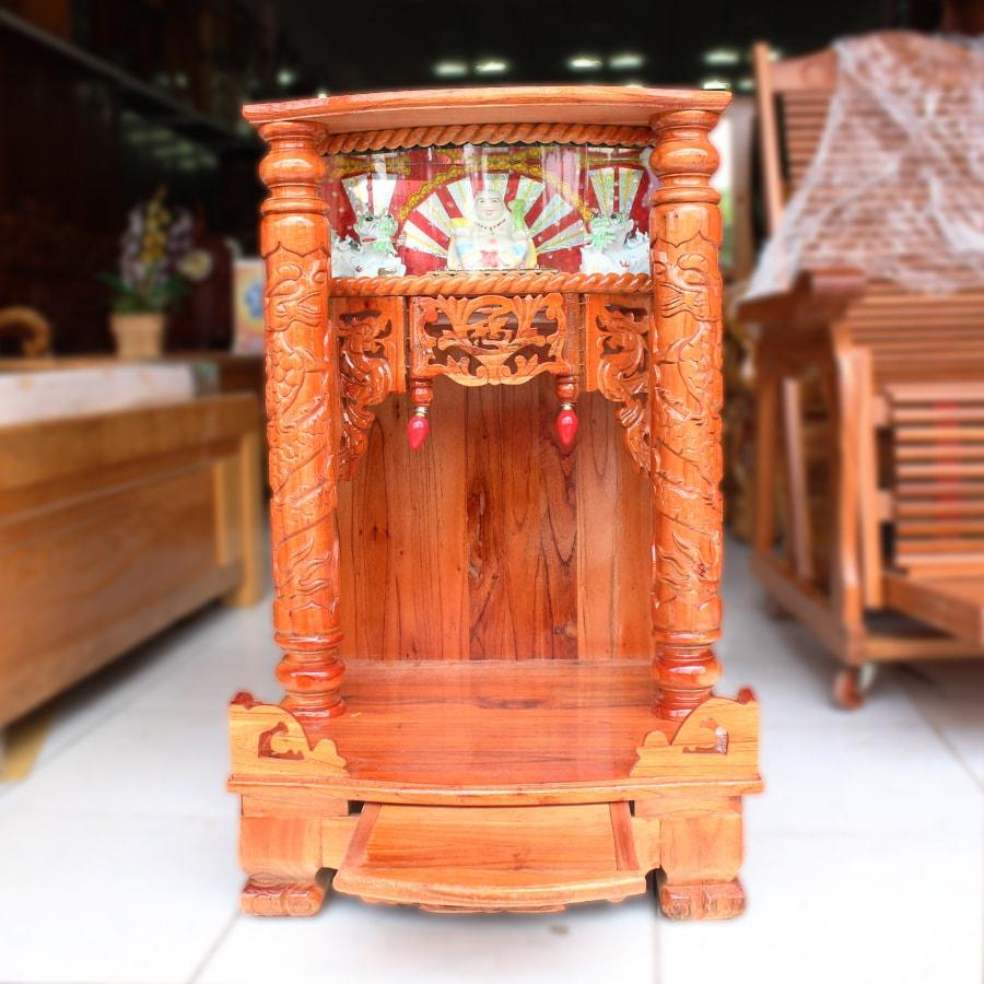 Cơ sở sản xuất bàn thờ ông địa tại Bình Dương