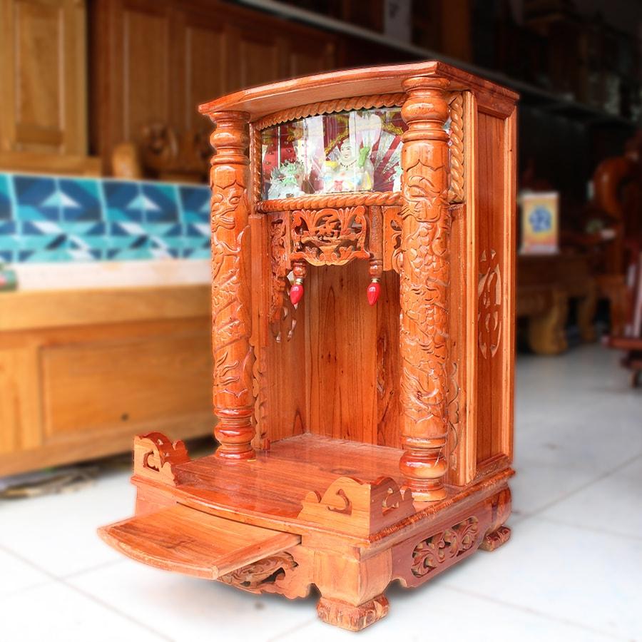 Cung cấp bàn thờ ông địa, ông thần tài theo phong thủy tại Bình Định