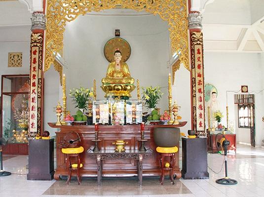 Tủ thờ phật và gia tiên mua ở đâu ? giá bán bao nhiêu tiền tại Quảng Ngãi ?