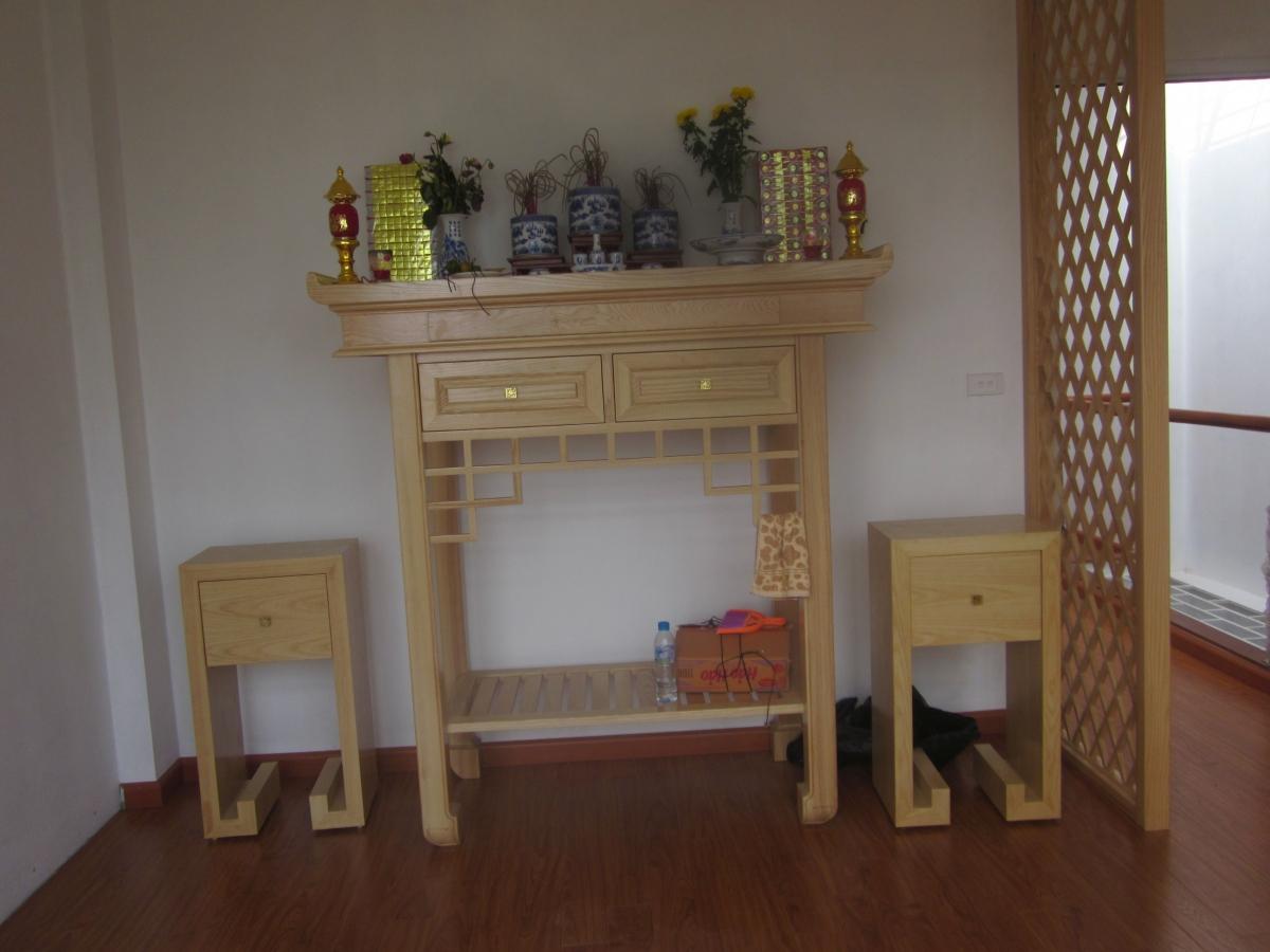 Tủ thờ gỗ công nghiệp là gì ? mua ở đâu ? giá bán bao nhiêu tiền ?