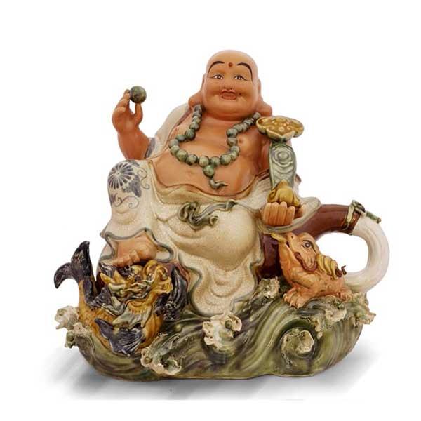 Mua tượng phật di lặc bằng gốm ở đâu ? giá bán bao nhiêu tiền ?