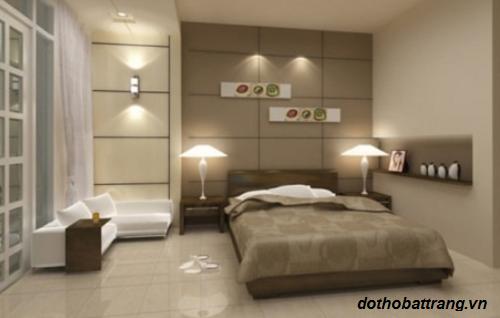 phong thủy cho phòng ngủ vợ chồng - bày trí phòng ngủ giúp vợ chồng hòa thuận