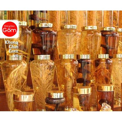 Bình ngâm rượu giá rẻ - địa chỉ cửa hàng bán bình ngâm rượu tại quận Phú Nhuận tphcm