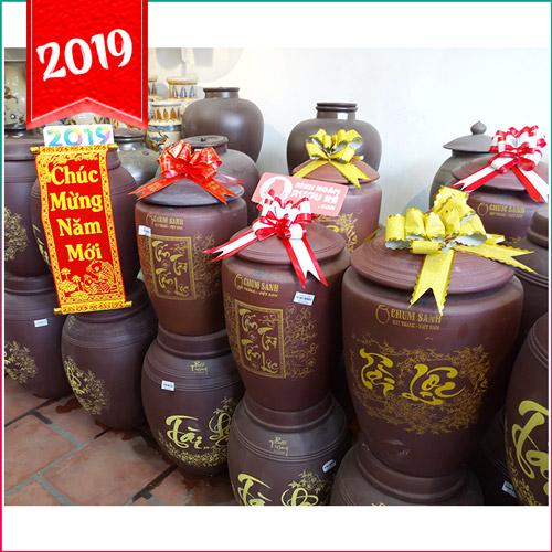Xưởng sản xuất Bình ngâm rượu pha lê tại quận Bình Tân tphcm