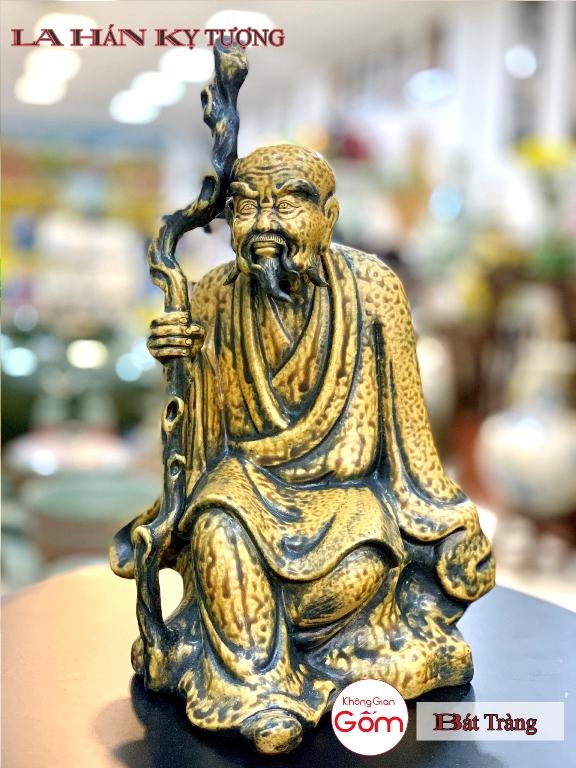 Bộ tượng la hán phù hợp cho người tuổi hợi