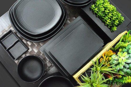 Tô chén dĩa melamine nhà hàng có an toàn không?