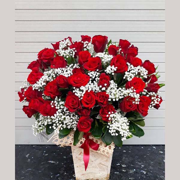 Bình nào cắm hoa Hồng đẹp?